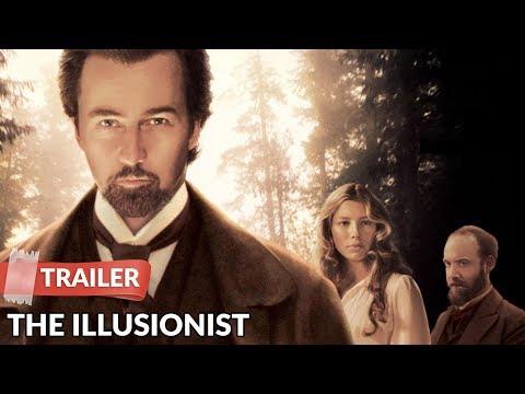 The Illusionist 2006 Trailer HD | Edward Norton | Jessica Biel