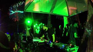 Wick-it @ Shambhala 2012 - Have a Cigar Remix + Forgot About Dre Edit