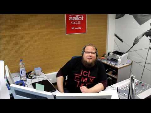 Item 112 Auran Aallot (Radio Station, Turku/FIN) Aired: 04.07.2016