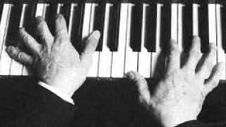 Claudio Arrau Plays Chopin Ballade No 1 in G minor, Op  23 (1938)