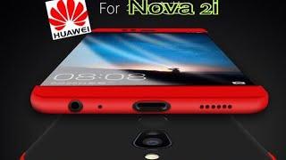 Huawei Nova 2i case 360 armor protect lens camera