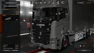 (Ets2 1.30)Kraker/NTM Tandem addon for Next Gen Scania by Kast v0.1b