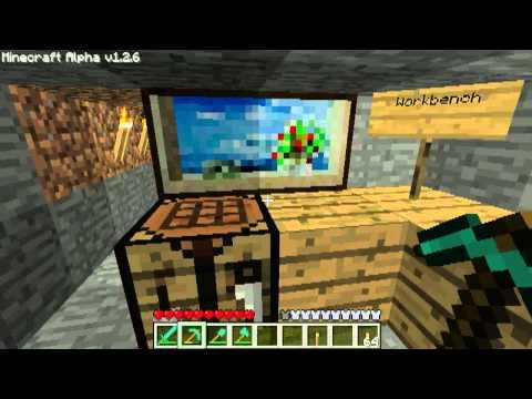 Block Recipes - A Minecraft Wiki Tutorial - Part 1