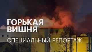 «Горькая вишня» – репортаж Виктории Лукашовой о последствиях трагедии в Кемерове