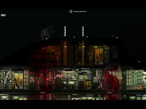 Barotrauma: Observing an Online Game - Mission Kill the Swarm |