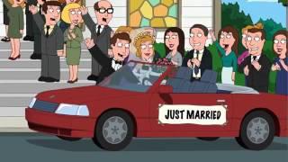 Гриффины - парень который женится.