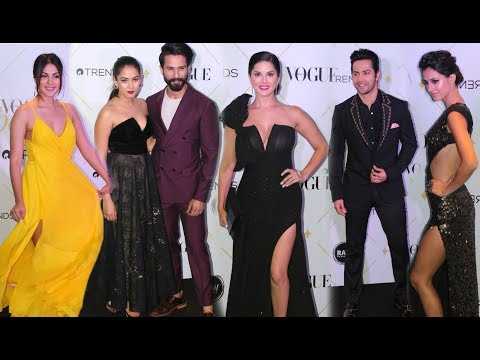 Vogue Beauty Awards 2017 Red Carpet Full Show