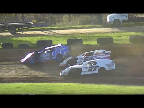 UEMS E-Mod Heat Four | McKean County Raceway | Fall Classic | 10-10-15
