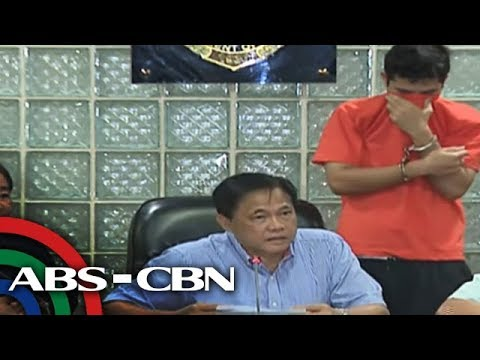 WATCH: NBI holds press conference