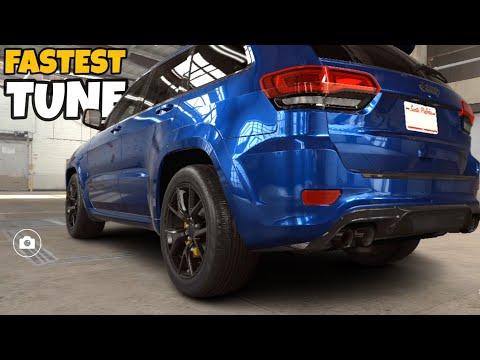 CSR2 Jeep Grand Cherokee Trackhawk Fastest Tune