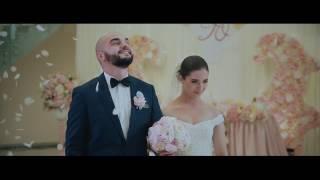 Григорий Оксана. Свадебный клип 24/06/2016 VIZART-TV HD