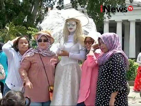 Wisata kota tua dipadati pengunjung - Jakarta Today 09/03
