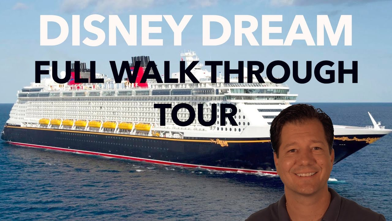 Disney Dream Review Full Walkthrough Cruise Ship Tour Disney - The dream cruise ship disney