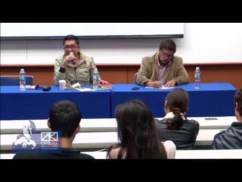 Escribir poesía en México con Javier de la Mora y Matías Santiago (Campus Estado de México)