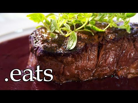 Professional Chef's Best Filet Mignon Recipe!