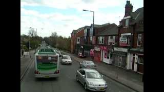 Street Scene, north Manchester, England
