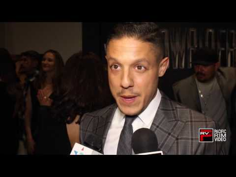 Theo Rossi reveals his lowriding cruising songs and memories of Lowriders shoot