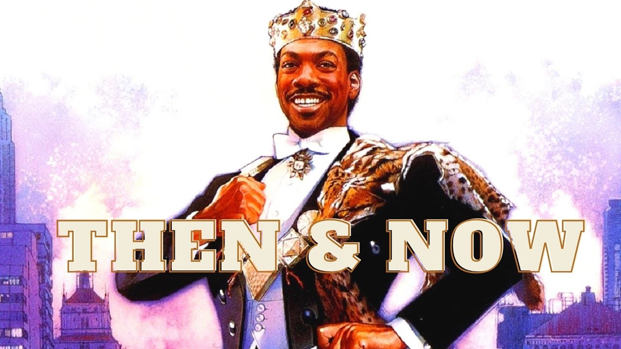 Download Coming to America (1988) - Then and Now (2020)