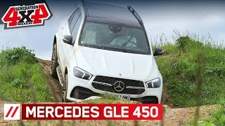Essai tout-terrain du Mercedes GLE 450 4 Matic AMG Line