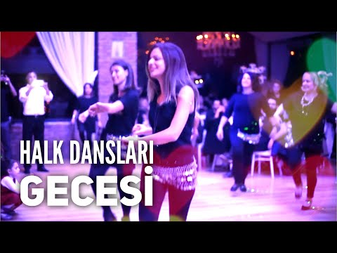 HSM Halk Dansları Gecesi / Ankara