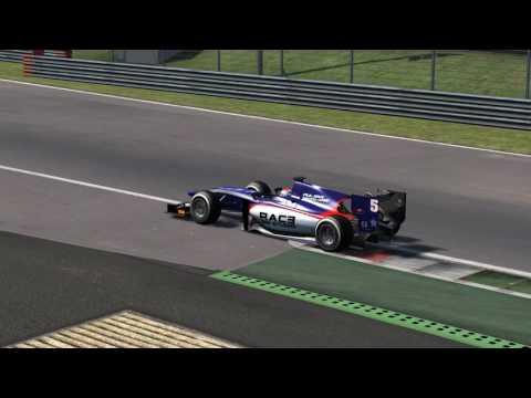 Assetto Corsa - Formula RSS 2 - Monza Race