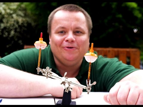Making Fishing Floats - Boddington Bobbers (Video 107)