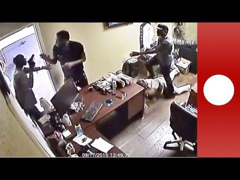 Garage shootout: Shop