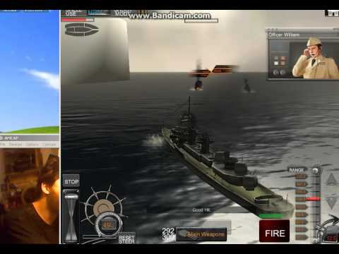 Naval Front-Line: Web Alpha, en facebook: PARTE 15