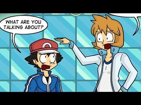 [Pokemon Comic Dub] Always An Ash (comedy)
