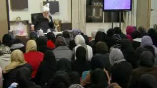 Gulshan-e-Waqfe Nau (Lajna) Class: 13th February 2010 - Part 5 (Urdu)