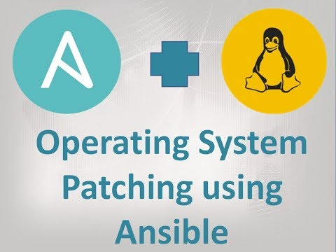 Ansible Automation | Operating System Patching for Multiple