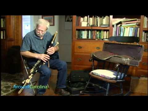 Patrick Sky: Uilleann Pipe Maker - Spruce Pine, NC