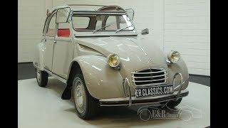 Citroën 2CV AZAM 1966-VIDEO- www.ERclassics.com