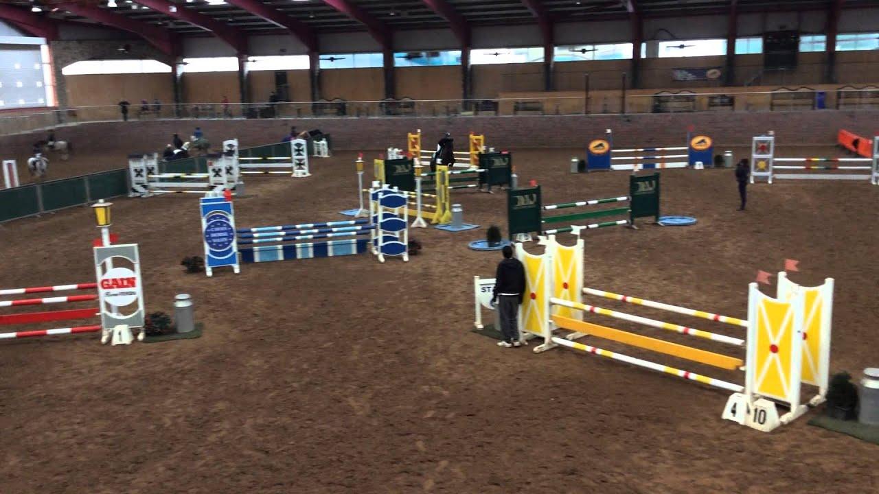 Seapatrick Bertie 148 1m Championship Cavan Equestrian