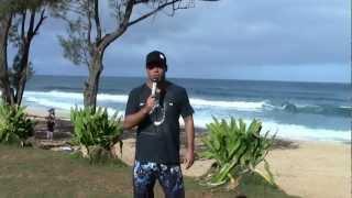 Crowd no Hawaii - Atletas falam como é lidar com isso em Oahu