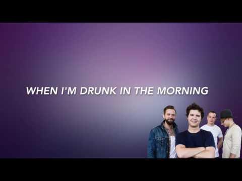 DRUNK IN THE MORNING | LUKAS GRAHAM | LYRIC VIDEO