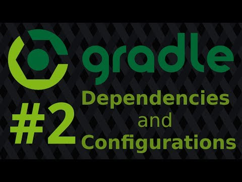 Gradle Tutorial | Episode 2 - Dependencies and Configurations