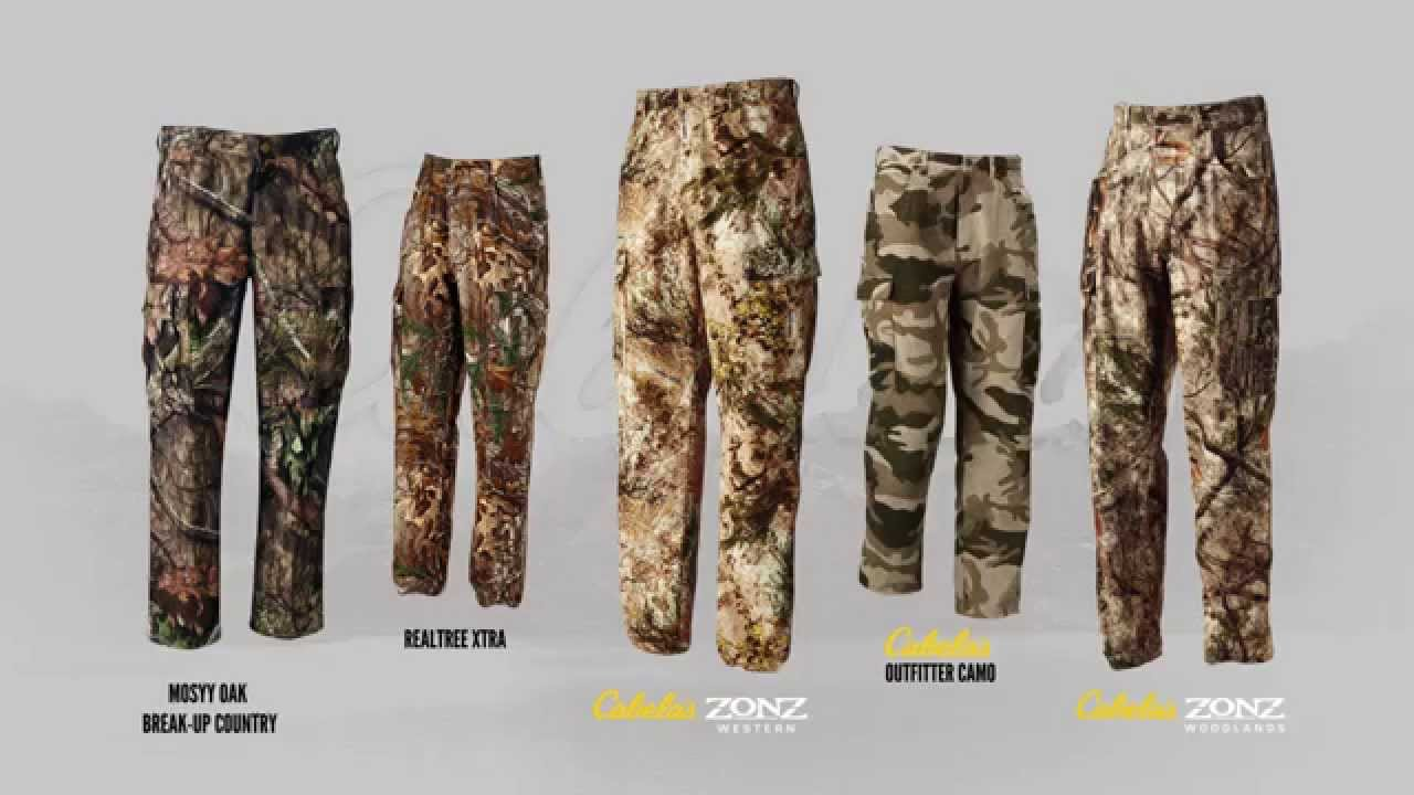 1924689bea678 Men's Microtex® Six-Pocket Pants by Cabela's - YouTube