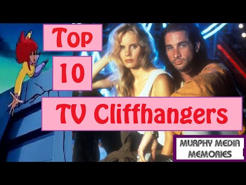 Top 10 Unresolved TV Cliffhangers (Murphy Media Memories)
