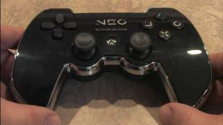 Classic Game Room - SUBSONIC NEO PS3 Bluetooth controller review