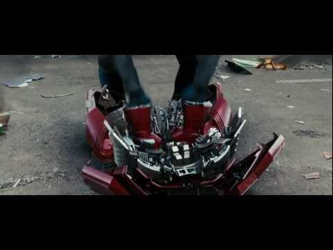 Iron Man 2 - Iron Man Mark V Suit HD