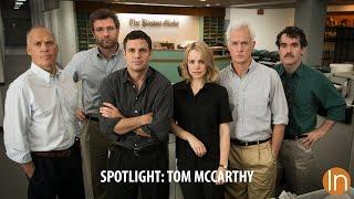 Spotlight Interview - Director Tom McCarthy