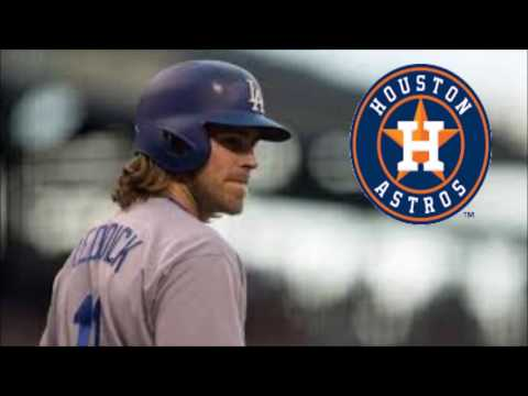 The Houston Astros Sign Josh Reddick To a 4 year deal