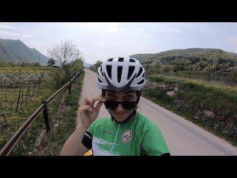 Solo Female Cycling: 220 Miles ALONE on Austria's Danube Bike Path