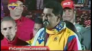 Nicolás Maduro gana las elecciones municipales en Venezuela