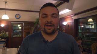 Port Campbell Hotel Italian review from Antonio by Grasshopper Travel
