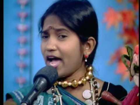 मंजू रामटेके डॉ.तीजन बाई जी की शिष्या पंडवानी