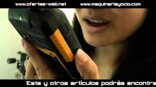 Móvil Walkie Talkie | maquinariayocio.com