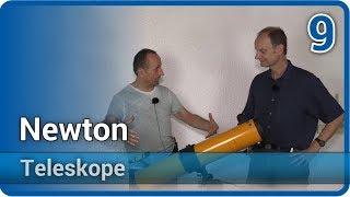 Teleskope (9) • Newton | Helmut Preisinger & Josef M. Gaßner