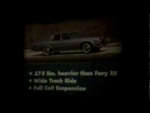 1973 PONTIAC CATALINA TRAINING VIDEO COMPARISONS FORD CHEVROLET PLYMOUTH FRENCH CONNECTION HICKMAN